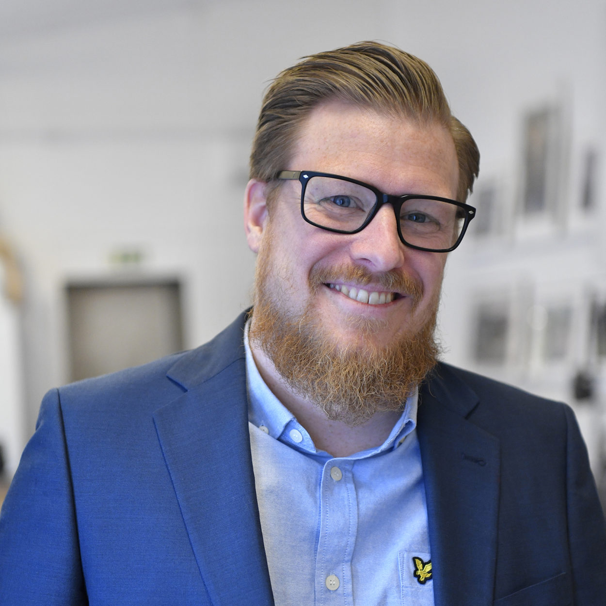 Bergendahls el Thomas Hedlund