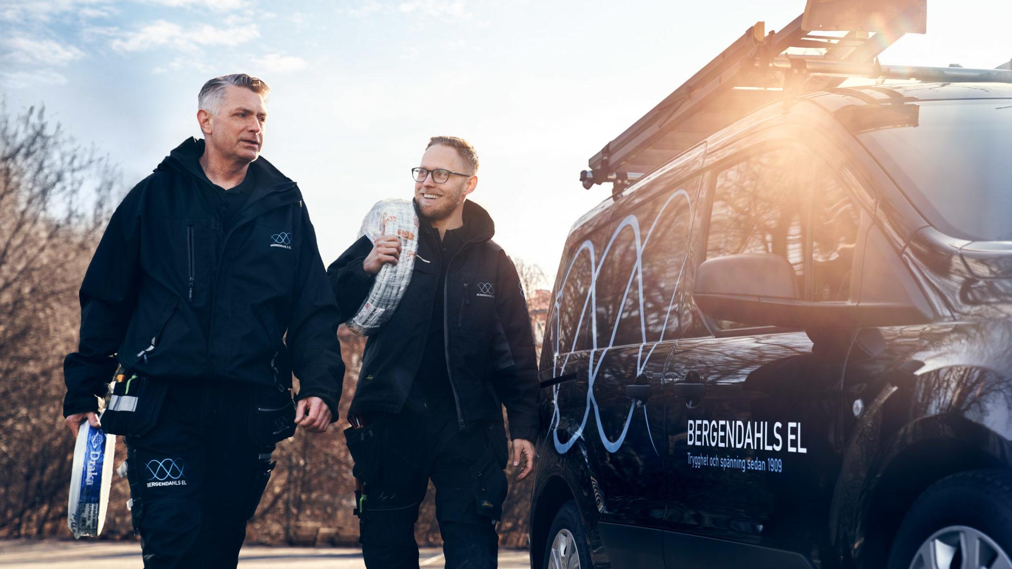 Bergendahls el Tjänsteområde Service